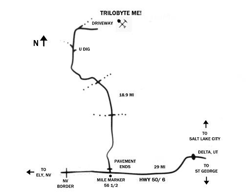 Trilobyte Me Map